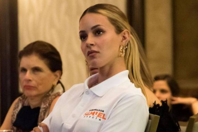 Lanzan petición para que Mariana Rodriguez sea secretaria de Economía en Nuevo León