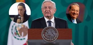 Empresarios ayudarán al Gobierno de la CDMX a reconstruir la L12: AMLO