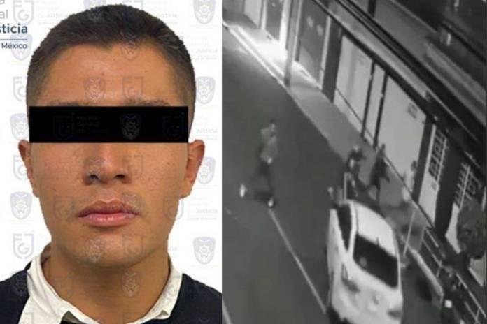 """Diego """"N"""", presunto feminicida de """"Polly"""" presentó amparo para reclasificar delito"""