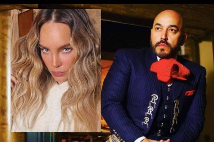 Lupillo Rivera se disculpa con Belinda tras comentario machista