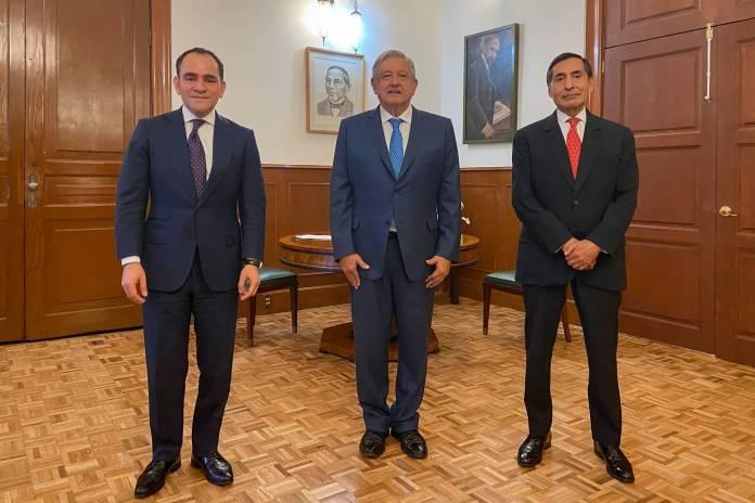 AMLO propone a Arturo Herrera como presidente de Banxico