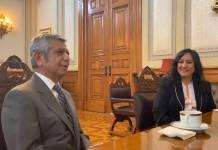 Cambio en el gabinete; sale Irma Eréndira Sandoval de SFP