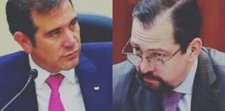 Los presidentes del INE, Lorenzo Córdova y del TEPJF, José Luis Vargas reiteraron que los fraudes en México son cosa de museos.