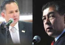 Encontronazo entre Di Constanzo y Santiago Nieto en Twitter