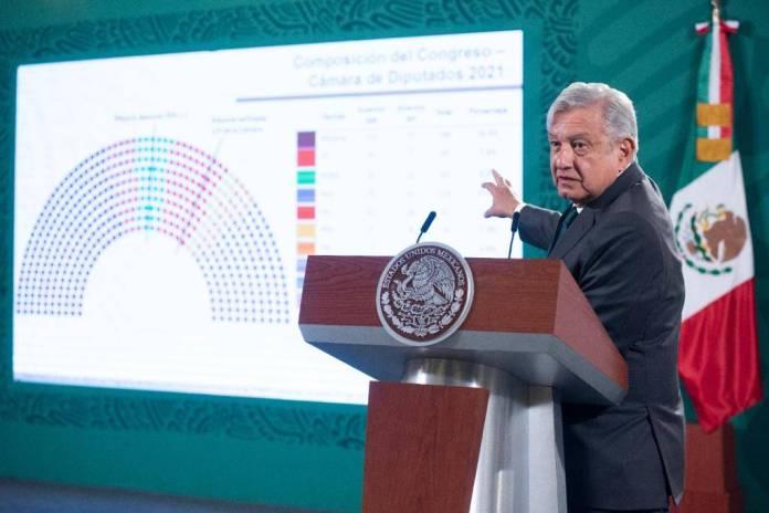 Morena ganó mayoría en la Cámara; aún controlará presupuesto: AMLO