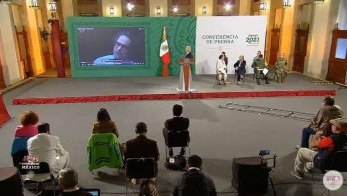AMLO exhibe a Quadri; quiere cancelar Tren Maya, Dos Bocas, Santa Lucía y Sembrando Vida
