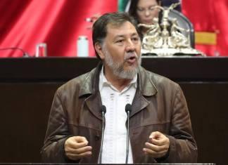 """""""Voy por el 2024""""; Noroña se destapa para la presidencial"""