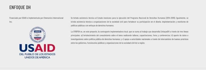 00 - Él es René Bolio, presidente de la CMDPDH y exsenador panista acusado de subversión por Cuba