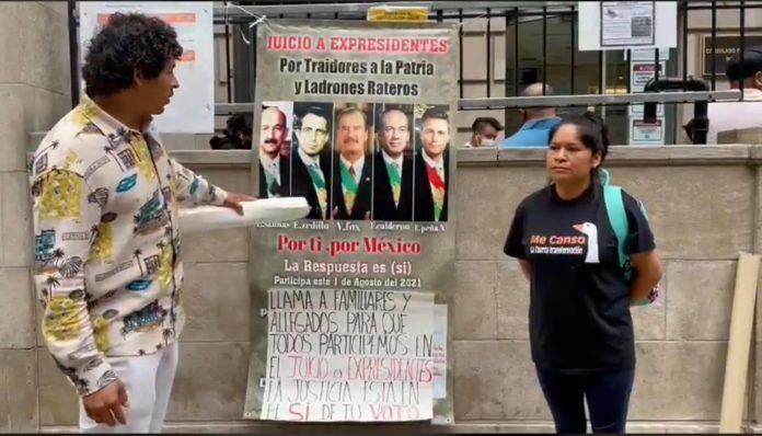 Migrantes mexicanos promueven consulta popular desde Nueva York