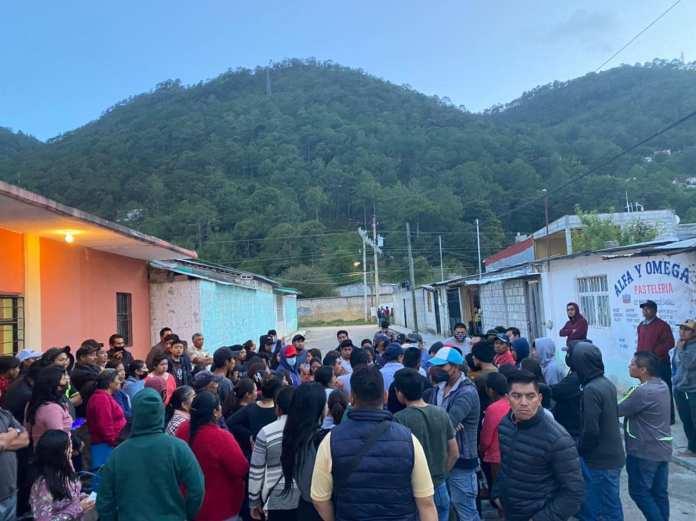 Motonetos atacan a ambientalistas en Chiapas
