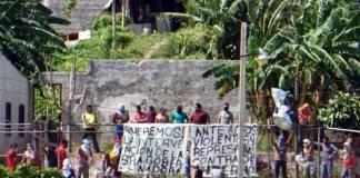Motín en penal de Campeche deja un reo fallecido