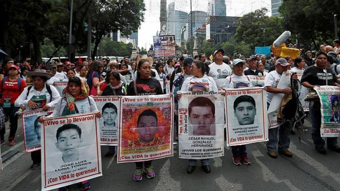 ¿EPN podría ser juzgado por crímenes de lesa humanidad?