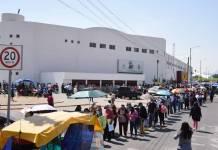 Hospitales de Ecatepec saturados ante tercera ola de Covid-19