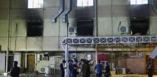Papa Francisco envía pésame por incendio en hospital en Irak