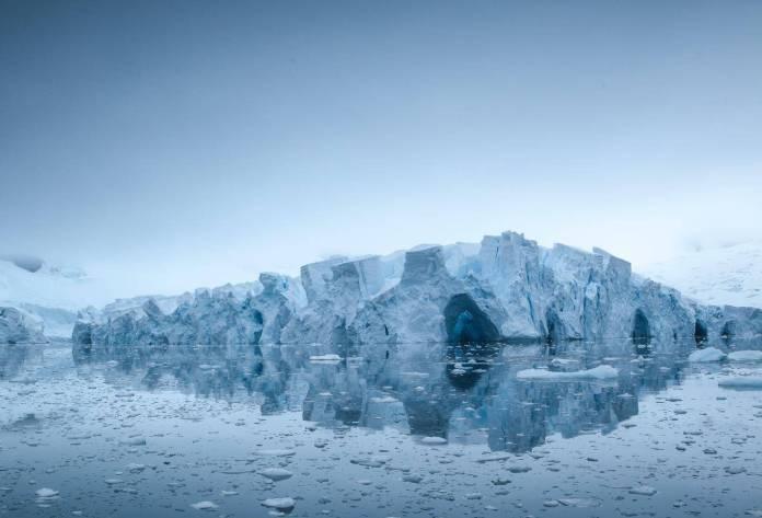 Antartida lagos - Descubren dos lagos a 4 kilómetros por debajo de la Antártida
