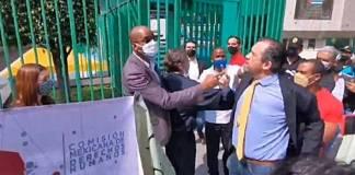 Psicópata, racista y homofóbico, los calificativos a René Bolio