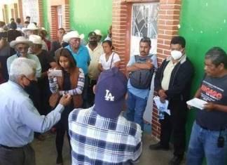 Pobladores de San José Ayuquila metieron a la cárcel a su presidente municipal por corrupto