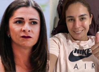 """Ana Guevara tacha de """"lamentable"""" el comentario de Paola Espinosa sobre clavadistas mexicanas"""
