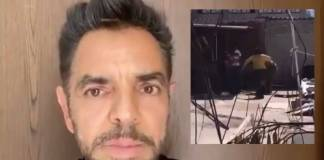 Eugenio Derbez pide justicia y castigo para asesinos de perrito en Tlalnepantla