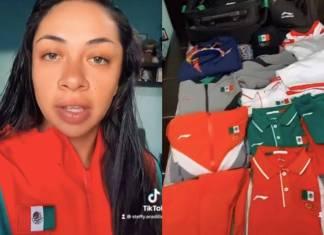 Atleta mexicana compartió que tiene todos los uniformes de softbol para Tokio 2020