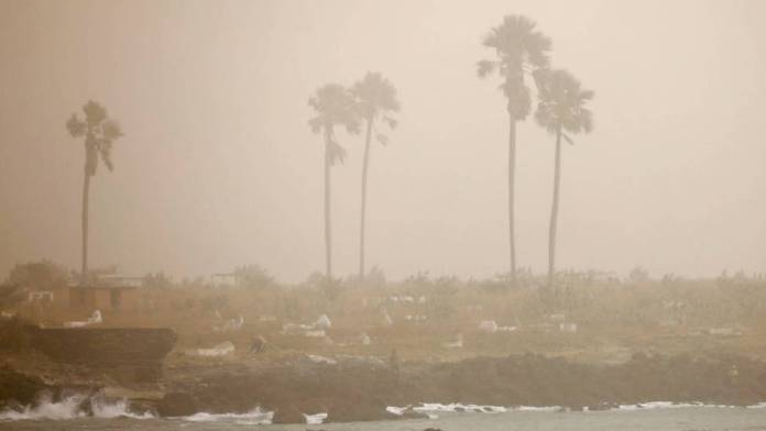 Nube de polvo del Sahara llega a México, ¿qué es y qué efectos tendrá?
