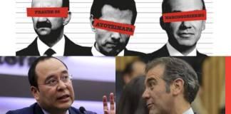 Llueven críticas a Córdova y Murayama por decir que no hay consulta contra expresidentes