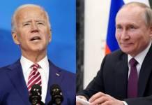 """""""Es probable que terminemos en una guerra""""; Biden advierte a Rusia"""