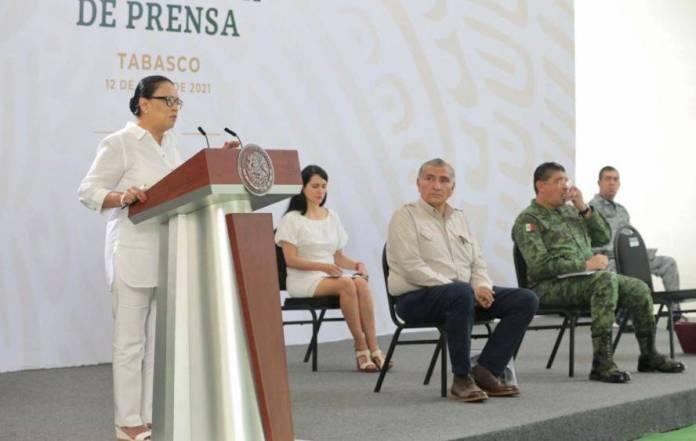 Ya no hay en el gobierno ningún cercano a García Luna y Cárdenas Palomino: SSPC