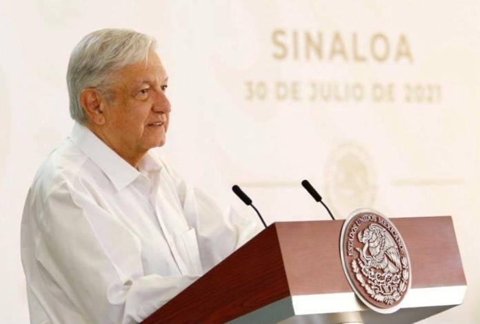 Da buenos resultados la estrategia de seguridad en Sinaloa: AMLO