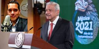 AMLO lamenta el asesinato del periodista Abraham Mendoza