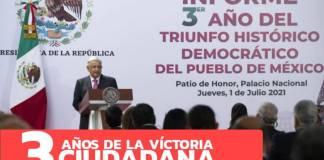 """""""Se les ganó en buena lid a la oposición. Porque el pueblo es sabio"""": AMLO"""