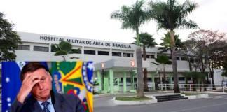 Hospitalizan a Bolsonaro, ahora por hipo crónico