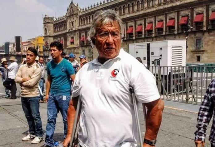 """Fallece Mario Cartagena """"El Guaymas"""", miembro del Comité 68"""