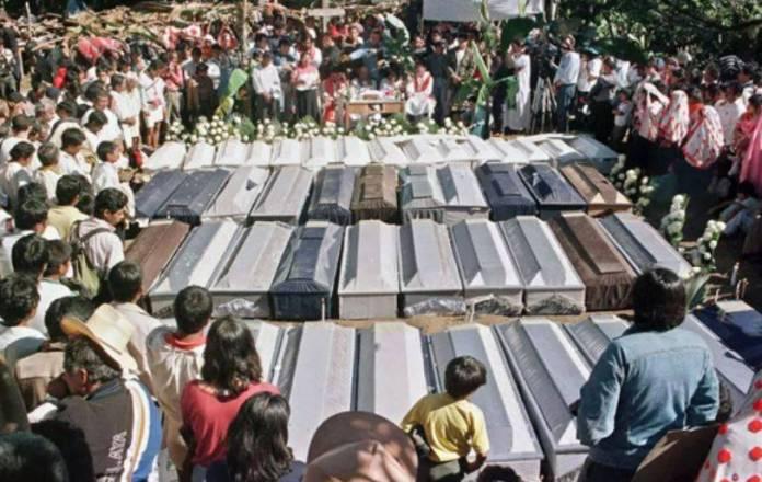 matanza acteal - ¿Qué marcó el gobierno de Ernesto Zedillo?