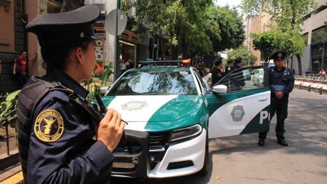 Sheinbaum señala que la policía de la CDMX es la mejor del país