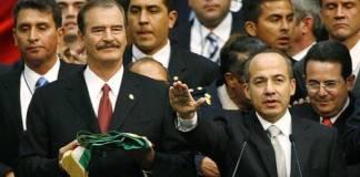 El sexenio de Calderón estuvo marcado por corrupción y violencia