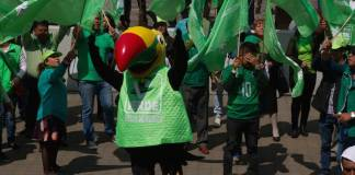 INE lanza ultimátum al Verde; una más y pierden registro