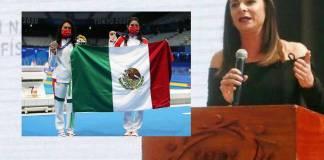 Ana Guevara respondió a criticas tras no conseguir las medallas prometidas