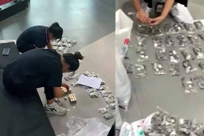 Video: Hombre paga un auto de mas de cien mil pesos con puras monedas