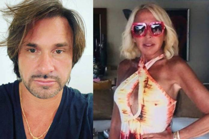 Ex pareja de Laura Bozzo asegura que la conductora sigue en México y estuvo en contacto con ella