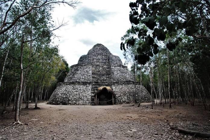 Ejidatarios reabren zona arqueológica de Coba pese a brote de Covid-19