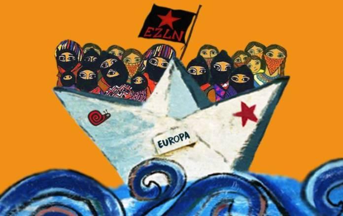 Van más zapatistas a Europa; esto es lo que se sabe de su lucha