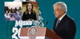 Gobierno federal protegerá a Azucena Uresti y a Milenio, tras amenazas del CJNG