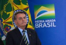 Piden a la Corte Suprema de Brasil investigar a Bolsonaro