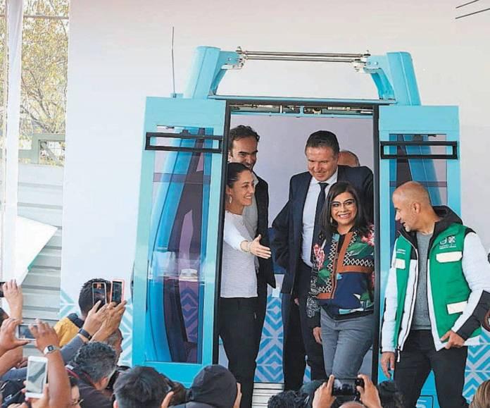 Pronto Iztapalapa inaugurará la línea 2 del Cablebús