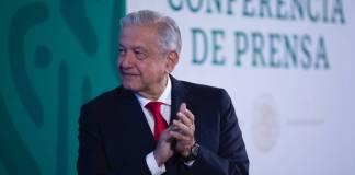 AMLO llega con 60% por ciento de aprobación a su 3er año de gobierno