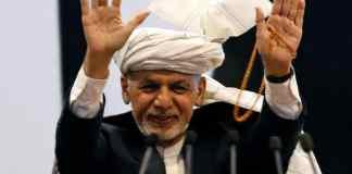 Presidente de Afganistán reaparece; promete regresar pronto a su país