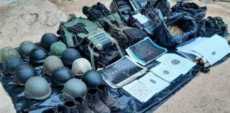 FGR investiga armas de uso exclusivo del Ejército aseguradas en Jalisco