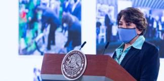 11.4 millones de alumnos regresaron a la escuela: Delfina Gómez