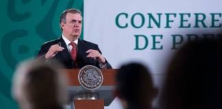 Kamala Harris respaldó el programa de vacunación de México: Ebrard